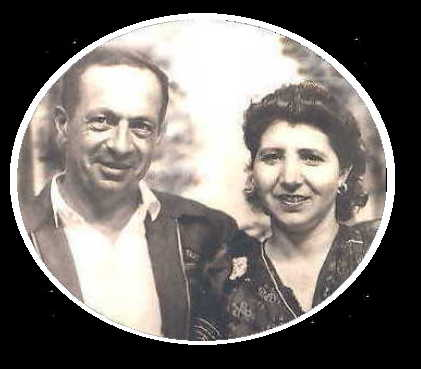 Mrs. Mariann Rosso and Arthur Natale Squitti