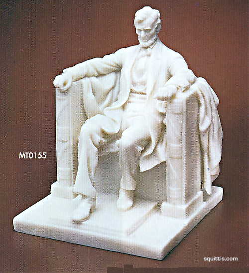 Seated Lincoln