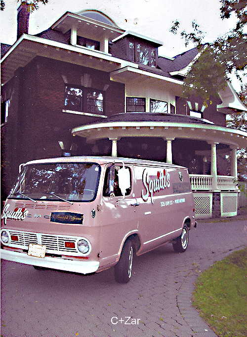 1967 GMC Handivan from Squitti's of Thunder Bay