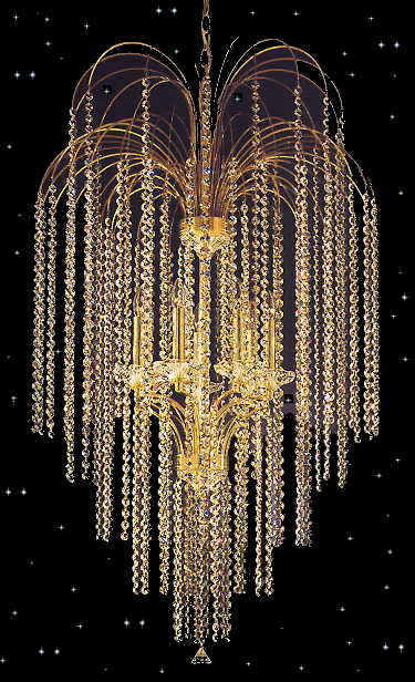 Festival Crystal Chandeliers